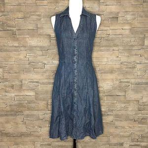 Max Cocos Denim dress